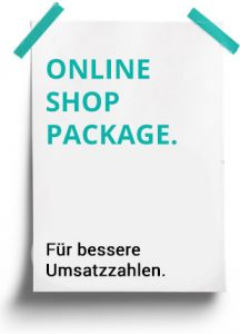 Online Shop Package